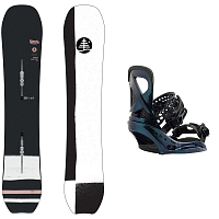 Burton W FREERIDE HALF PACKAGE 0