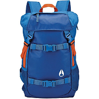 Nixon SMALL LANDLOCK BACKPACK VIVID BLUE