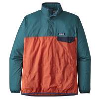 Patagonia M'S HOUDINI SNAP-T P/O Sunset Orange