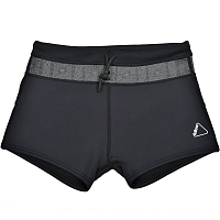 FOLLOW LADIES RIDE SHORTS BLACK
