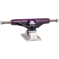 Independent PRO EVAN SMITH WARPED CROSS STANDARD Purple Black Fade Silver