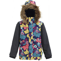 Burton GIRLS WHIPLY BMB JK FLOWER/DENIM