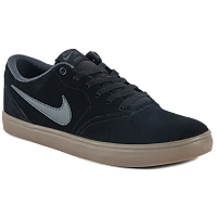 Nike SB CHECK SOLAR BLACK/ANTHRACITE-GUM LIGHT BROWN