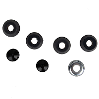 Carver CX TRUCK LOOSE BUSHING SET ASSORTED