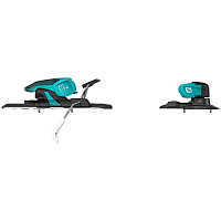 Salomon WARDEN 11 TURQUOISE/BLACK