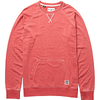Billabong D BAH CREW Cardinal Red