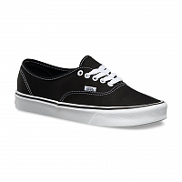 Vans Authentic Lite (Canvas) black/white
