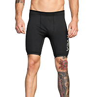 RVCA COMPRESSION SHORT BLACK