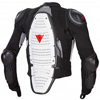 Dainese ACTION FULL PRO WHITE/BLACK