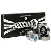 Sector9 PLATINUM BEARINGS ABEC 9 ASSORTED