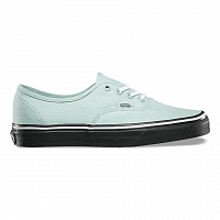 Vans UA AUTHENTIC (Black Outsole) harbor gray/true white