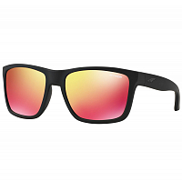 Arnette WITCH DOCTOR FUZZY BLACK/RED MULTILAYER