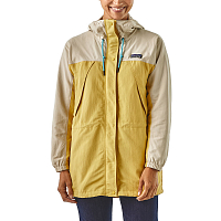 Patagonia W'S SKYFOREST PARKA Surfboard Yellow