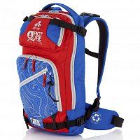 Arva CALGARY BLUE/RED