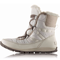 SOREL WHITNEY SHORT LACE SEA SALT