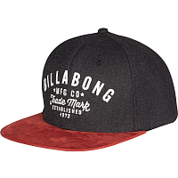 Billabong SAMA SNAPBACK BLACK HEATHER