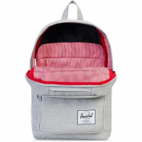 Herschel Pop Quiz LT GREY/LM