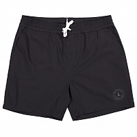 Makia ASTERN HYBRID SHORTS BLACK