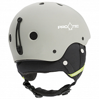 Pro-Tec CLASSIC CERTIFIED SNOW Matte Light Gray