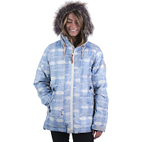 Holden W'S BLISS DOWN JACKET Ikat/Chambray
