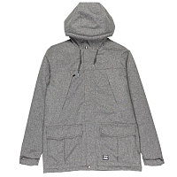 Billabong ALVES 10K JACKET BLACK HEATHER