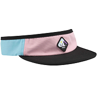 Coal THE PEAK VISOR PINK