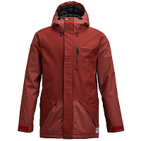 Airblaster YETI STRETCH JACKET OXBLOOD