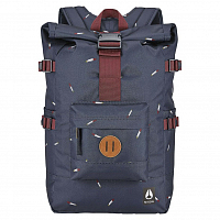 Nixon SWAMIS BACKPACK II Midnight Navy Multi