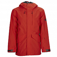 Bonfire VECTOR JACKET SHELL RED