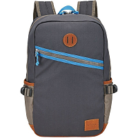 Nixon SCOUT BACKPACK Dark Gray/Falcon