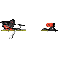 Salomon WARDEN MNC 13L Orange/Black