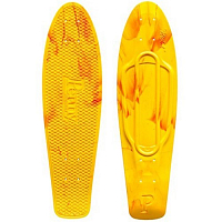 Penny Deck Nickel 27 MARBLE YELLOW/ORANGE