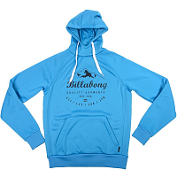 Billabong DOWNHILL BONDED HOOD AQUA BLUE
