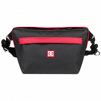 DC HATCHEL SATCHEL M MGRS BLACK