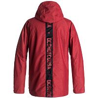 DC RIPLEY JKT M SNJT CHILI PEPPER