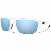 Oakley SPLIT SHOT POLISHED WHITE/PRIZM DEEP H2O POLARIZED
