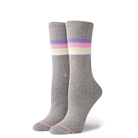 Stance FOUNDATION WOMEN MEGA BABE TOMBOY GREY