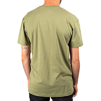 Faction LOGO T-SHIRT LODEN GREEN