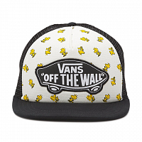 Vans WM PEANUTS BEACH GIRL TRUCKER WOODSTOCK