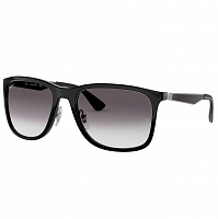 RAY BAN RB4313 BLACK/GRAY GRADIENT