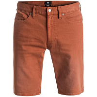 DC COLOUR SHORTS M DNST GINGER BREAD
