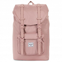 Herschel Little America Mid-Volume Ash Rose