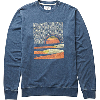 Billabong SUNSET-ABEL CREW DARK MARINE