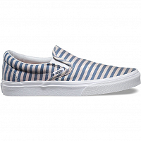 Vans Classic Slip-On (Stripes) navy