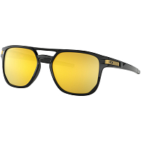 Oakley LATCH BETA POLISHED BLACK/PRIZM 24K POLARIZED