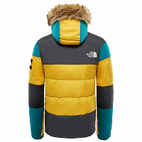 The North Face M VOSTOK PARKA LEOPARD YELLOW (VB6)