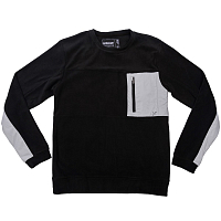 Bonfire HAZARD FLEECE BLACK