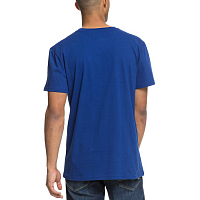 DC NOSED UP SS M TEES SODALITE BLUE