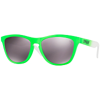 Oakley Frogskins GREEN FADE/PRIZM DAILY POLARIZED