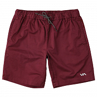 RVCA SPECTRUM 18IN SHORT TAWNY PORT